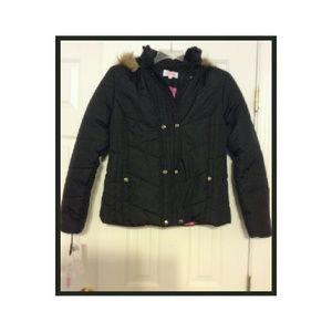 Krush Jackets & Blazers - KRUSH DOUBLE BREASTED WINTER COAT  NWT $69.50
