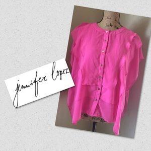 Jennifer Lopez Tops - 🚨 3 for $25 🚨 Jennifer Lopez blouse shirt