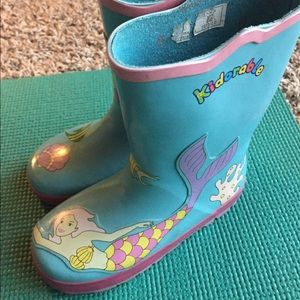 Kidorable Other - Kidorable Rainboots Girls Size 10
