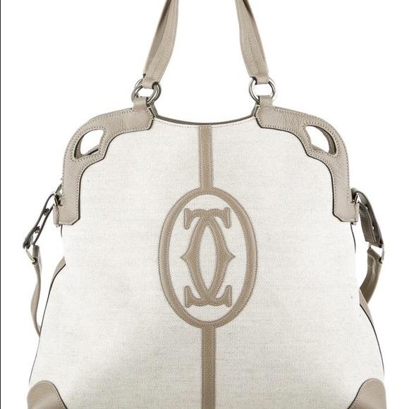 69% off Cartier Handbags