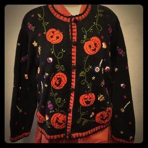 🎃Vintage Halloween Cardigan🎃 3
