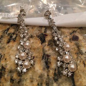 Jewelry - Bridal/Pageant Earrings