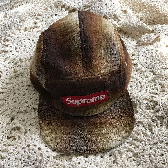 Supreme plaid hat. M 57f2e1ce4e95a3b642000a0b 663d9944f31