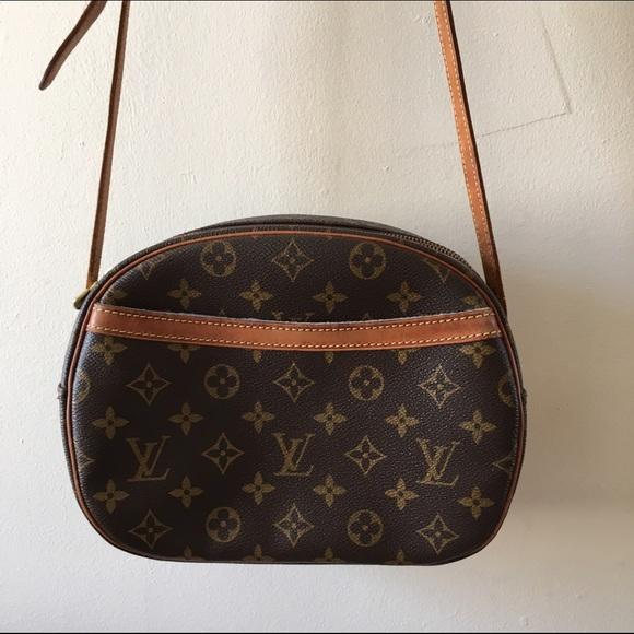 3a6780a6134d Louis Vuitton Handbags - TRADE Louis Vuitton Blois Crossbody Bag
