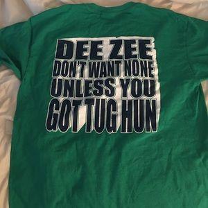 Tops - Delta Zeta Sorority tee shirt