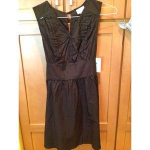 Loomstate Dresses & Skirts - Black Cotton Dress