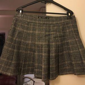 🆕Zara Trafaluk mini skirt
