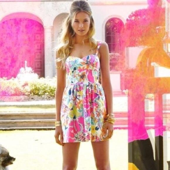 f463749bbb9f77 Lilly Pulitzer Dresses & Skirts - Lilly Pulitzer Besame Mucho Christine  Dress