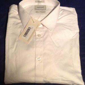 Frank & Oak Other - NWT White Dress Shirt