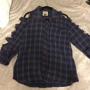 LF Tops - LF Vintage Flannel