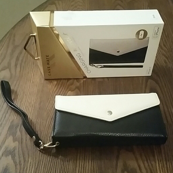 info for 60fb9 e66ca Case mate charging wristlet for iPhone 6