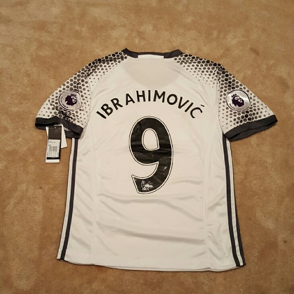 premium selection 8576b 9b393 🔥Manchester United 16/17 third ibrahimovic Boutique