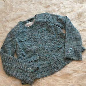 Premise Tweed Blazer | size 10