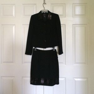 Grace Dresses & Skirts - Brand new 2 piece suit with skirt