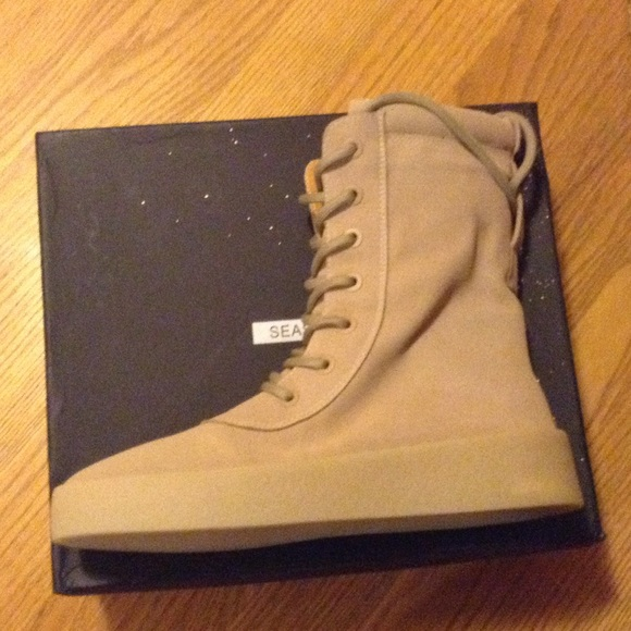 dcc5ea2ff50 YEEZY BOOTS. Listing Price   125