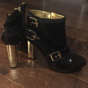 Christian Siriano for Payless bootie sz 10