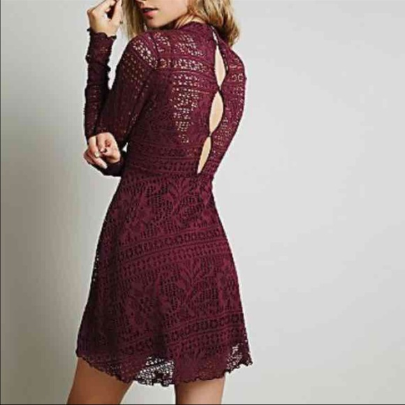 ad045da2bde7c Free People Dresses   Skirts - HP💕Free People Dinner Date Dress💕HP on
