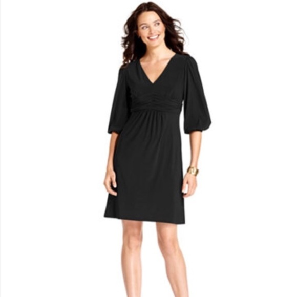 Ny Collection Dresses Classy Little Black Dress Perfect For Fall