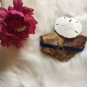 Urban Outfitters Jewelry - NEW🔥 Denim Boho Adjustable Choker
