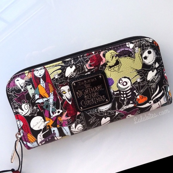 21% off Disney Handbags - The Nightmare Before Christmas Wallet by ...