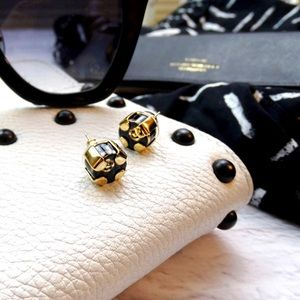 Marc Jacobs Small Circular Stud Earrings