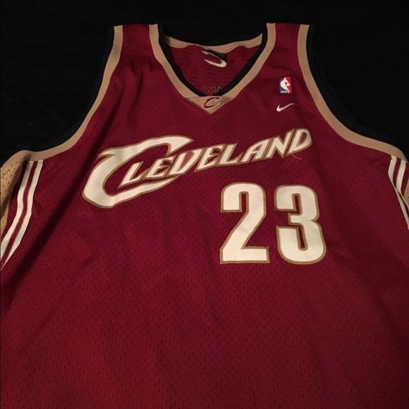cheaper 828f7 e7f99 Lebron James Cleveland cavaliers jersey Nike