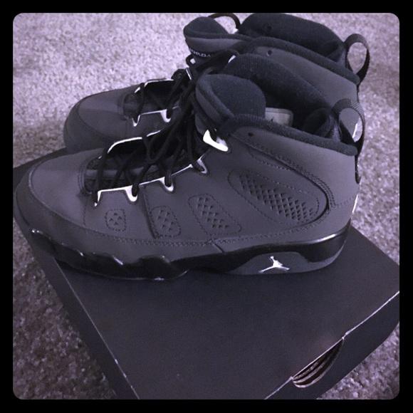 Jordan Shoes   Kids Retro 9s Only Worn