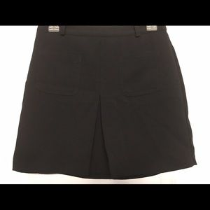 Forever 21 black mini skirt size S