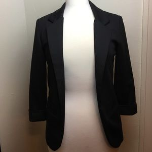Sheinside Jackets & Blazers - Black basic blazer