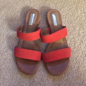 Closet Clearout Halogen 'Jess' sandal