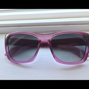 Ray-Ban Accessories - Authentic Ray Ban Plum sunglasses