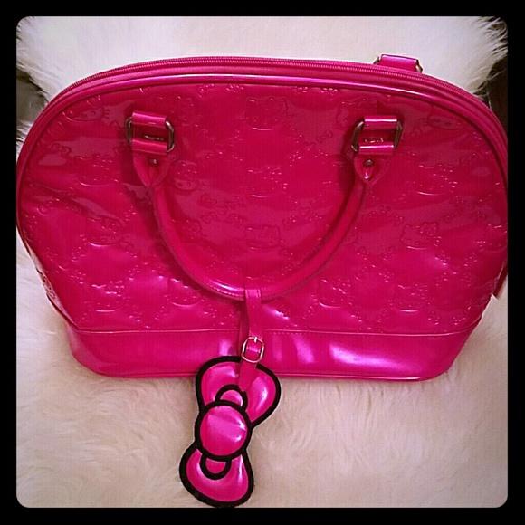 1a6d60339 Coach Bags | Hot Pink Hello Kitty Purse | Poshmark