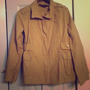 Jackets & Blazers - Sunner cotton canvas field jacket