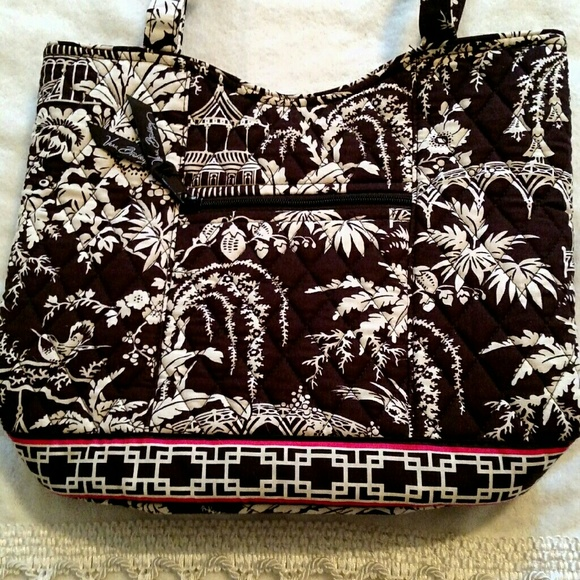 🎀Clearance🎀 New Vera Bradley Bucket Tote 81cb253c12386