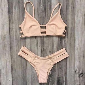 Other - Pink bikini sw110