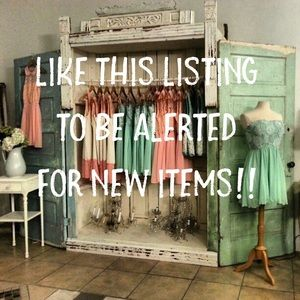 💖Like this listing for new item alerts!💖