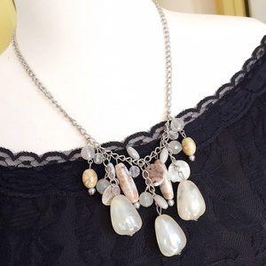 Jewelry - Ocean theme handmade necklace