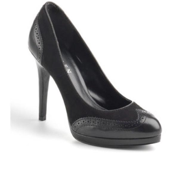 234942c13e7 Lauren Ralph Lauren - Karen heels black size 8