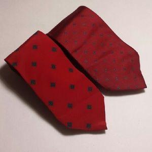 Lanvin Other - Lanvin tie bundle