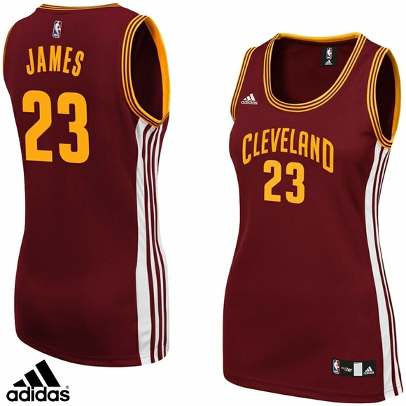 uk availability 3f38a a3bf6 🏀👑🔥 Women's Cavaliers #23 LeBron James Jersey Boutique
