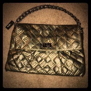 Medium envelope clutch or purse.