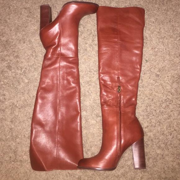 69f43431557845 Sam Edelman Women s Rylan boots in Rust Red. M 57f39c6aeaf03034700001c3