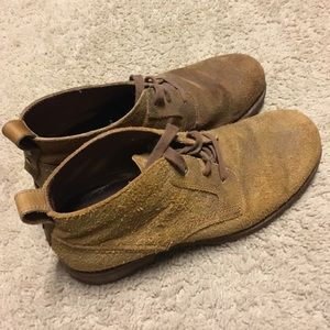UGG Other - SALE! Suede UGG Boots -- Size 10
