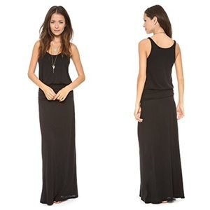 Soft Joie Black Maxi Dress Small