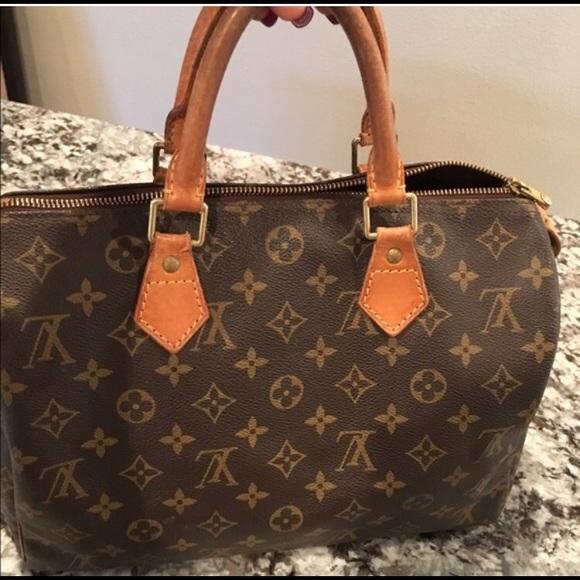 22bb95b202ddf Louis Vuitton Bags   Lv Bag Speedy 30 Last Price Reduction   Poshmark