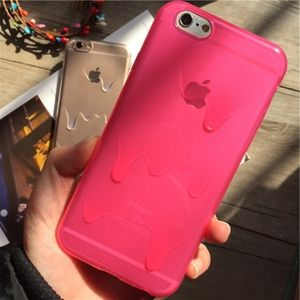 iPhone 6+/6s+ PLUS melted case