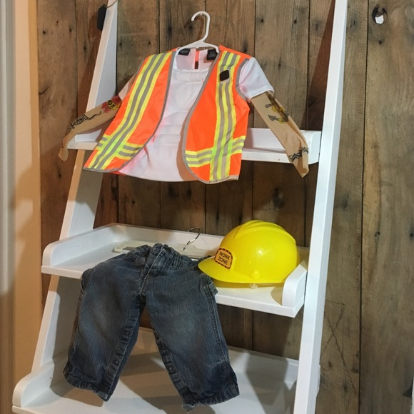 52% off hallows eve Other - Toddler Construction worker Halloween ...