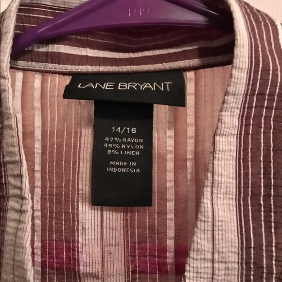 Lane Bryant - ‼️clearance‼ Lane Bryant shirt from Nicole\'s ...