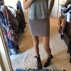 Dresses & Skirts - Greige skirt