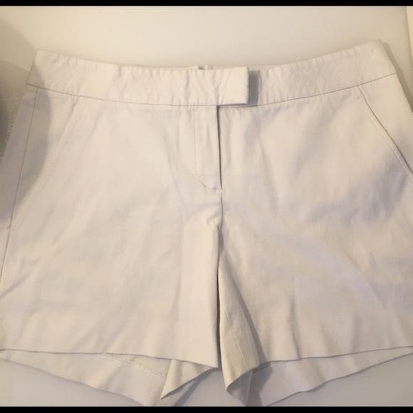673ba7cc052 Theory white shorts. M_57f3e8922de512075400e1a4